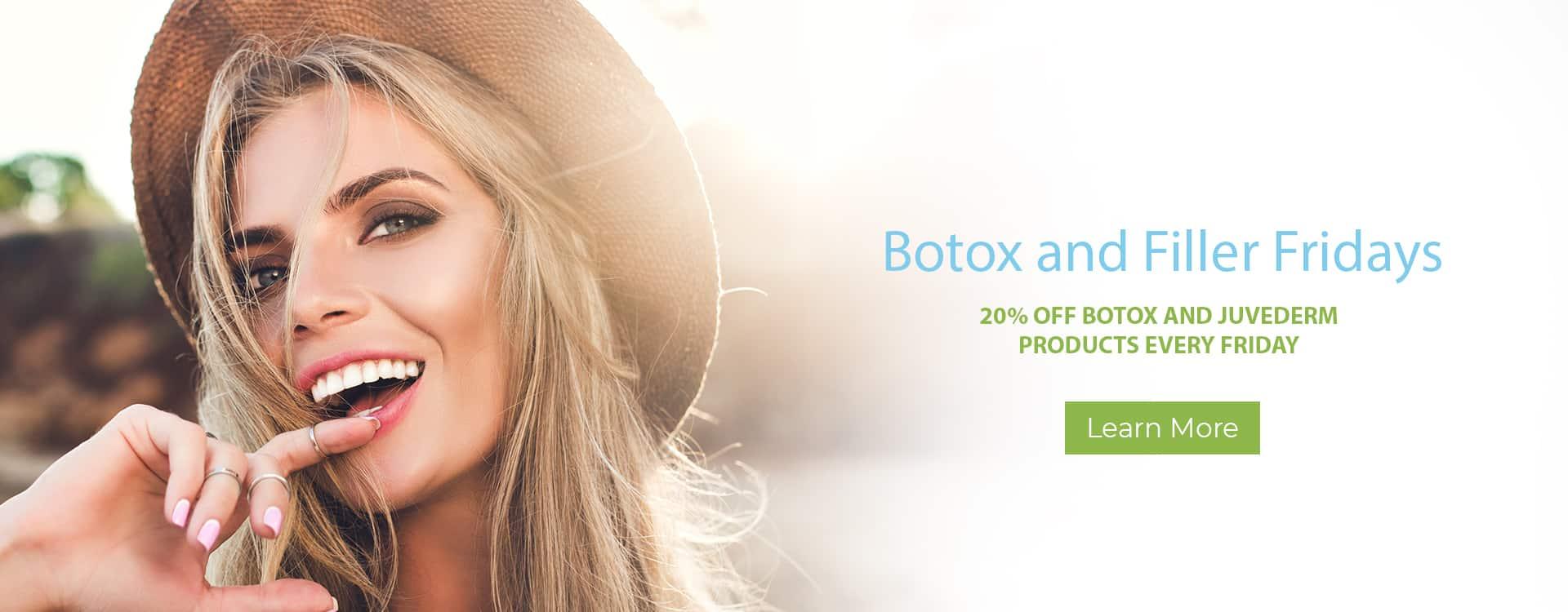 botox-filler-fridays